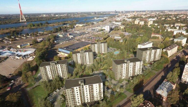 Начинается строительство второй жилой девятиэтажки комплекса возле Lido на ул.Краста