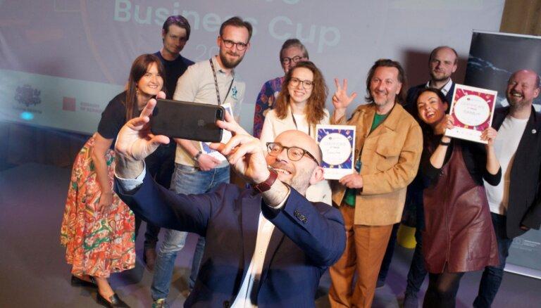 Starptautiskā jaunuzņēmumu konkursa Latvijas finālā triumfē 'BABBIT'