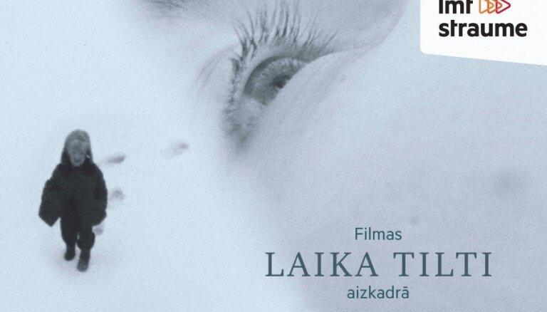Noskaties! Simtgades filmas 'Laika tilti' aizkadrā