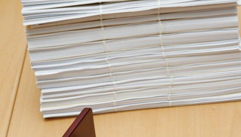 VID saņēmis 91 415 'nulles deklarācijas'