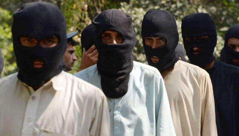 Irāka tiesās 13 franču 'Daesh' kaujiniekus
