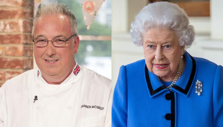 Britu karaļnama virtuves noslēpumi: Kas garšo un negaršo Elizabetei II