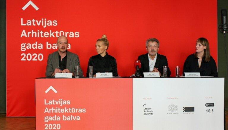 Labākās ēkas un nozīmīgākie procesi – nosaukti Latvijas Arhitektūras gada balvas nominanti