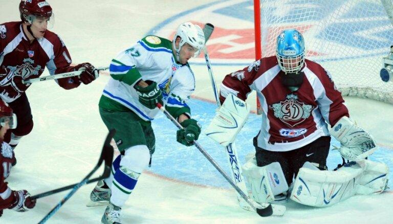Radulovs nosaukts par aizvadītās nedēļas labāko KHL spēlētāju