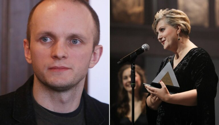 Jaunu teātra apvienību izveido arī Viesturs Meikšāns un Monika Pormale