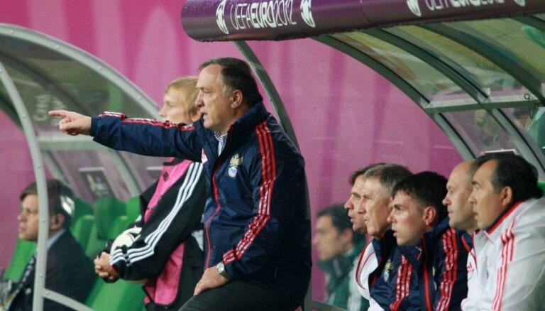 Бывший тренер россиян нашел новую работу со сборной