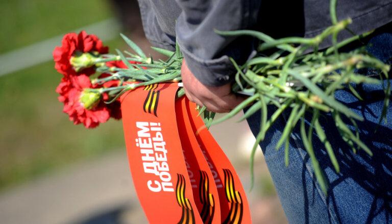 9. maijā neliegs ziedu nolikšanu Pārdaugavā; 'Saskaņa' uzsver solījumu to netraucēt