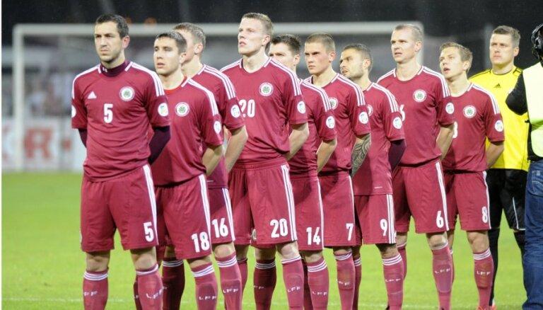 Latvijas futbola izlase 2012: ar izmaiņām, joprojām bez lieliem panākumiem