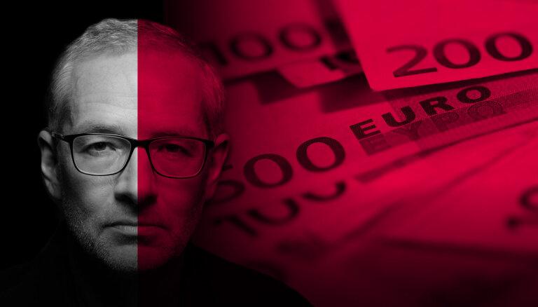 'Delfi TV ar Jāni Domburu' analīze 2019: vai finanšu sektora 'kapitālais remonts' glābs no 'pelēkā saraksta'?