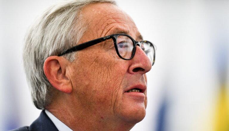 Vācijas un Francijas viedokļi par Junkera amata mantinieku dalās
