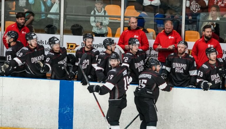 Jauns treneris, cerības tās pašas – Rīgas 'Dinamo' 14. sezonā lūkos pārtraukt 'sauso' periodu