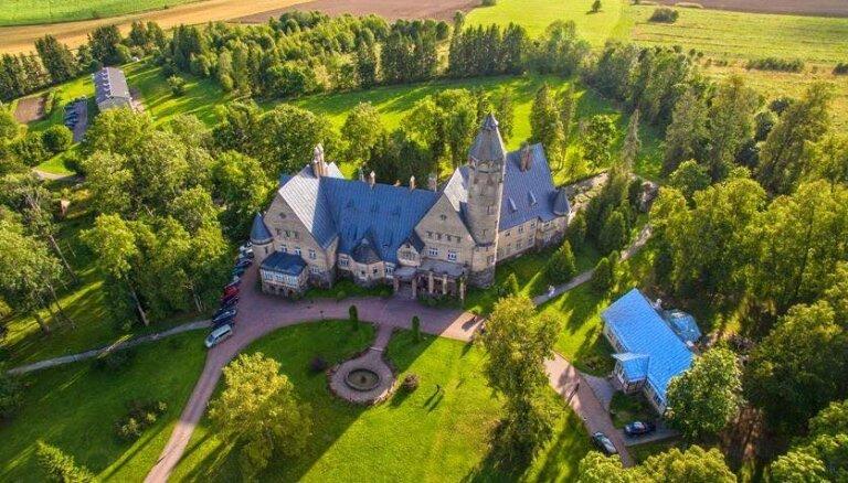 Vieta, kur prot palutināt – barona cienīga atpūta Igaunijas pierobežā