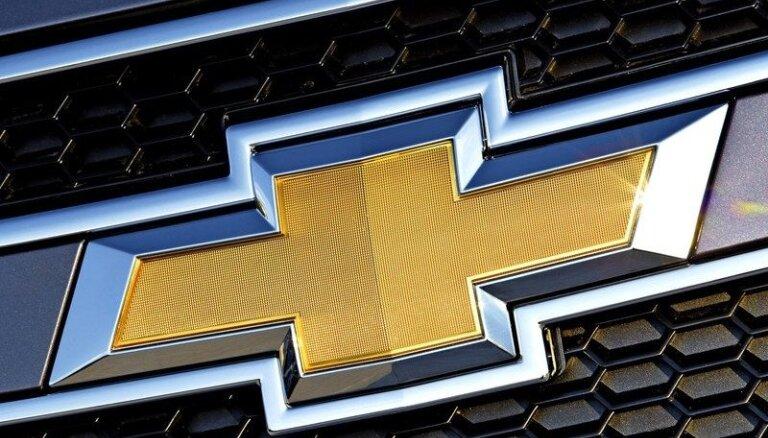 МЮ сдерет с Chevrolet $ 550 миллионов