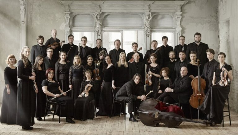 Latviešu un igauņu mūziķi godinās valstu jubilejas 'Baltijas jūras festivālā'
