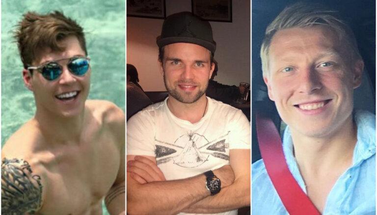 Top 5: Valdzinoši un iznesīgi Latvijas izlases hokejisti