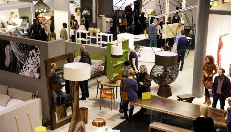 No 2. līdz 4. oktobrim Ķīpsalā norisinās mēbeļu, interjera un apgaismojuma izstāde 'Baltic Furniture 2015'