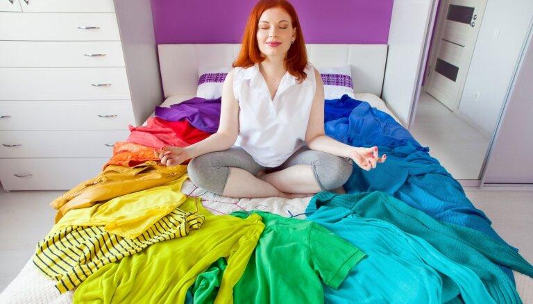 Krāsu skaidrojums, kas palīdzēs izvēlēties apģērbu