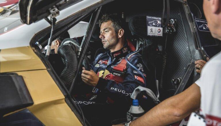 Deviņkārtējais WRC čempions Lēbs startēs Dakaras rallijā