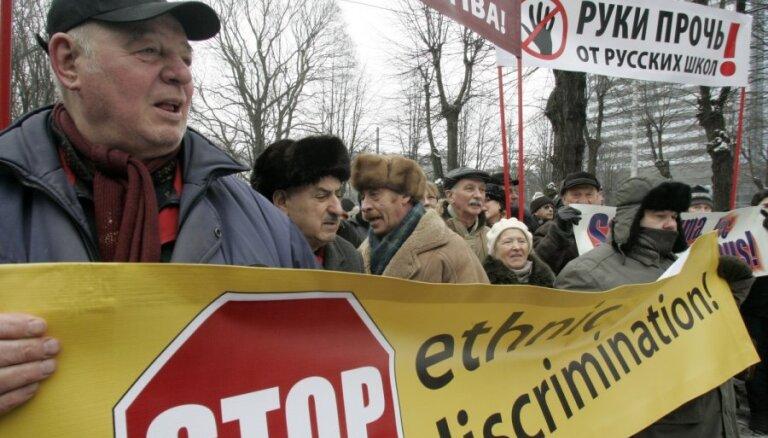 Активисты проведут шествие в защиту русских школ
