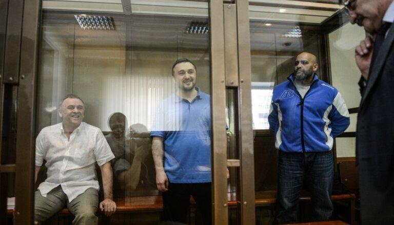 Обвиняемый в убийстве Анны Политковской получил пулю