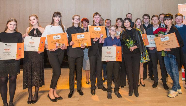 Noskaidroti muzikālā konkursa 'Ineses Galantes talanti' laureāti