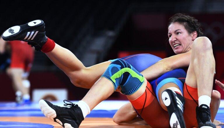 Grigorjeva: medaļa ir lielākā motivācija