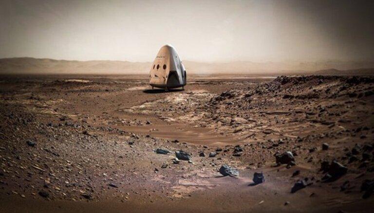 Илон Маск анонсировал первый полет Crew Dragon к МКС в феврале