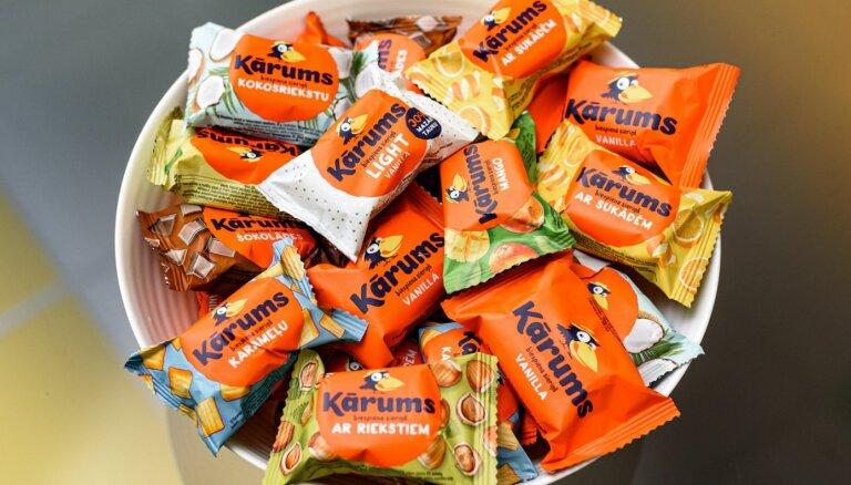 'Food Union' iegūst 'Kārums' ekskluzīvās tiesības uz oranžo krāsu