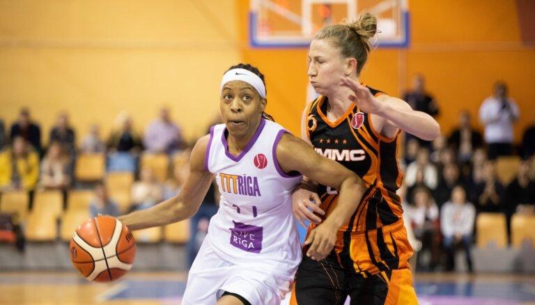 Amerikāniete Pedija nosaukta starp Latvijas basketbola izlases kandidātēm