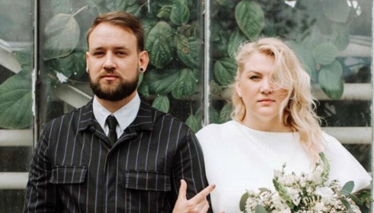 Salcevičas laulība izjuka, jo Kasparu 'besījuši' viņas bērni
