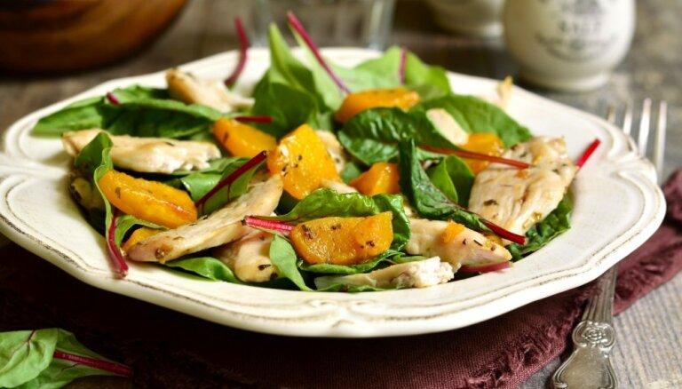 А на второе – горячий салат! 10 рецептов для зверски голодных