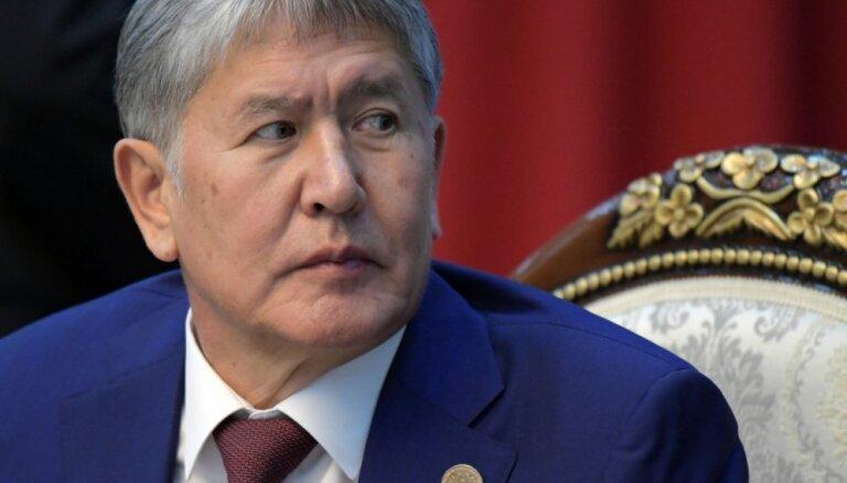 Экс-президента Киргизии Атамбаева направили на психиатрическую экспертизу