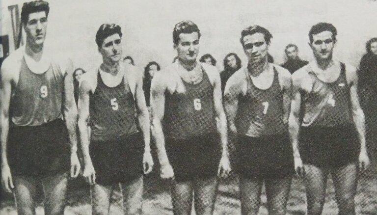 Izcilās komandas: Maigais, Biete un Lielais Jānis jeb kā ASK dominēja Eiropas basketbolā