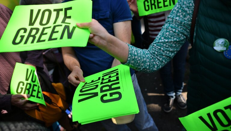 Европейская зеленая партия хочет исключить из своих рядов Латвийскую зеленую партию