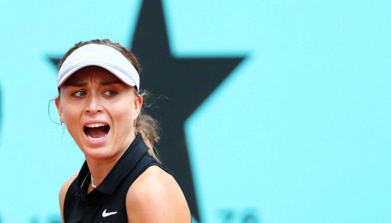 Sevastovai neizdodas sasniegt Īstbornas 'WTA 500' turnīra pusfinālu