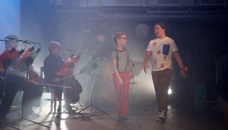 Liepājā izskanēs Jāņa Šipkēvica dziesmu izrādes 'Zenīts'