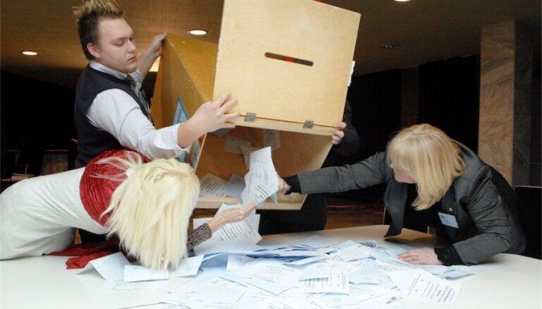 Iesniedz grozījumus par referenduma rosināšanai nepieciešamo parakstu skaita samazināšanu