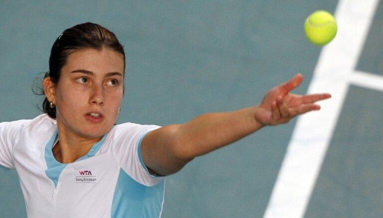 Sevastova atgūst vienu pozīciju WTA rangā