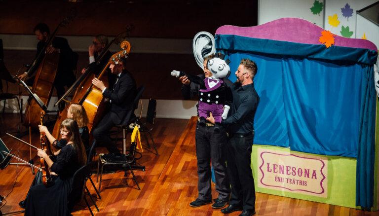LeNeSOns aicina bērnus iepazīties ar Kamila Sensānsa 'Dzīvnieku karnevālu'