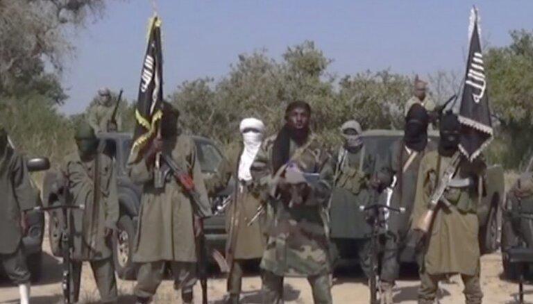 ANO Drošības padome bažīga par saikni starp 'Daesh' un 'Boko Haram'
