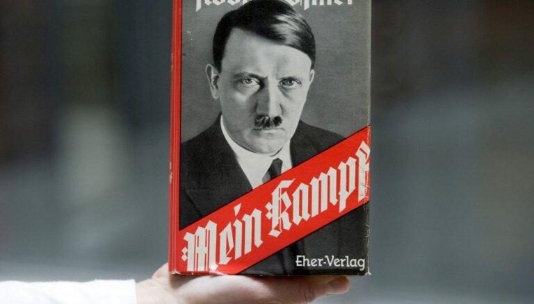 Mein Kampf не берут: в Эстонии разгорелся скандал вокруг продаж книги Гитлера