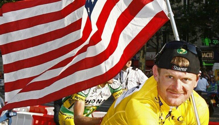 """Экс-победитель """"Тур де Франс-2006"""" занялся продажей наркотических средств"""