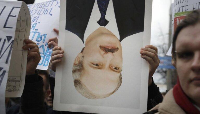 Baltkrievijā aizturēti desmiti bruņotu kaujinieku, apgalvo Lukašenko