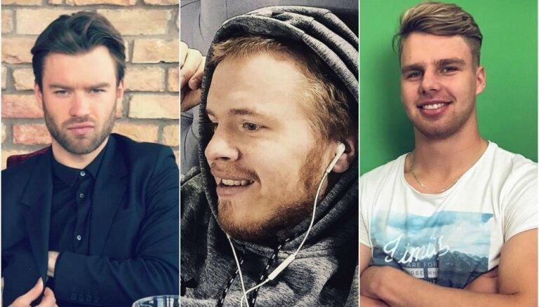 Neprecēti un valdzinoši: pieci pievilcīgi Latvijas olimpieši