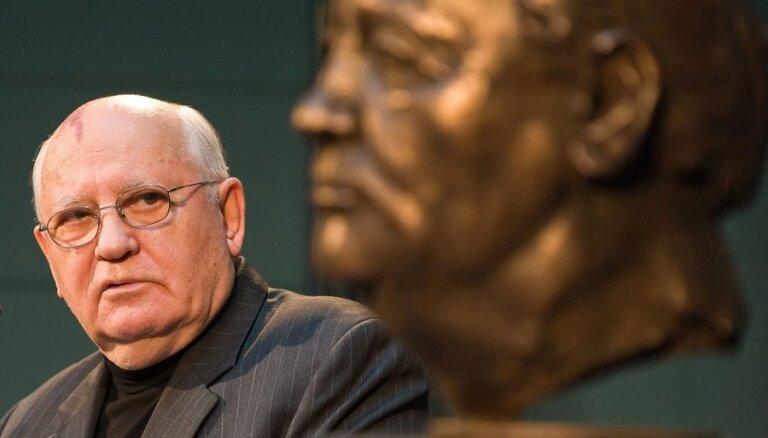 Михаил Горбачев опроверг сообщение о своей смерти