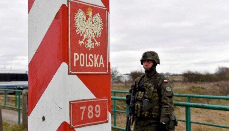 Polijas armija maijā nejauši iegājusi Čehijā