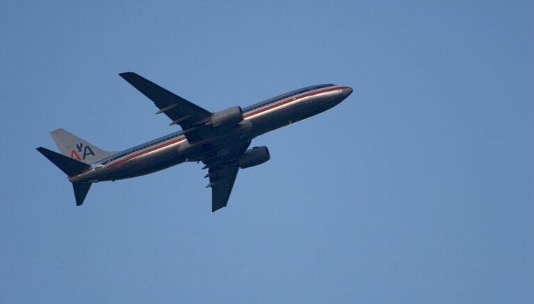 ASV brīdina aviokompānijas par briesmām lidojumiem Ukrainas un Krievijas robežu tuvumā