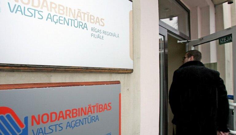 Šogad bezdarbnieka statusu ieguvušas 630 personas no banku sektora