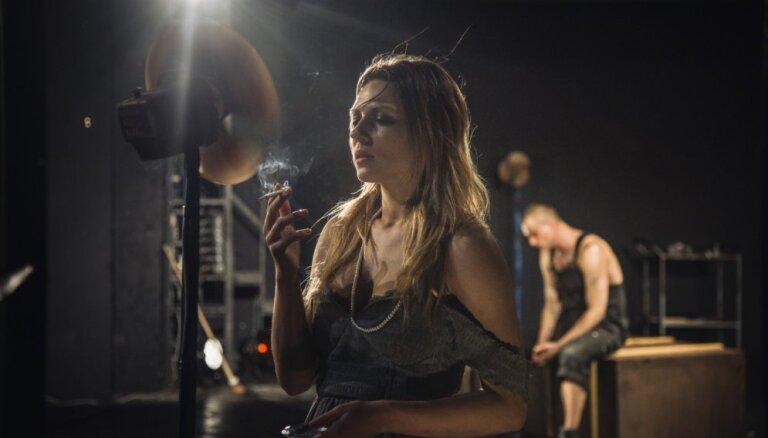 Jaunā Blanša. Par Regnāra Vaivara izrādi 'Kaisles vilciens' Dailes teātrī