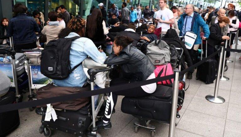 В аэропорту Гамбурга отменяют авиарейсы в связи с забастовкой